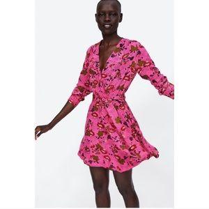Zara dress 💄